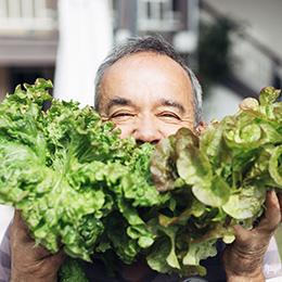 Monsieur Trognon et ses salades, Petit pois carottes