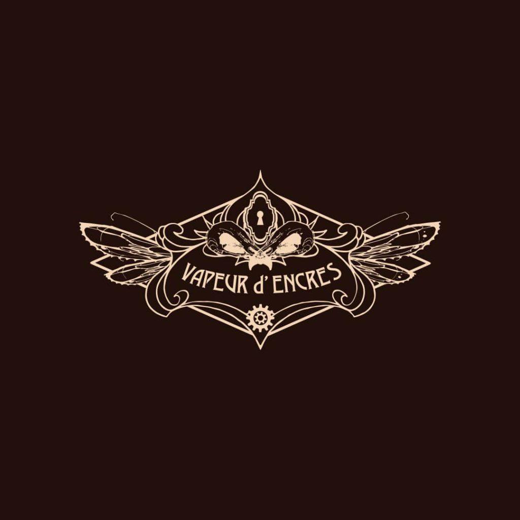 Logo vapeur d'Encre