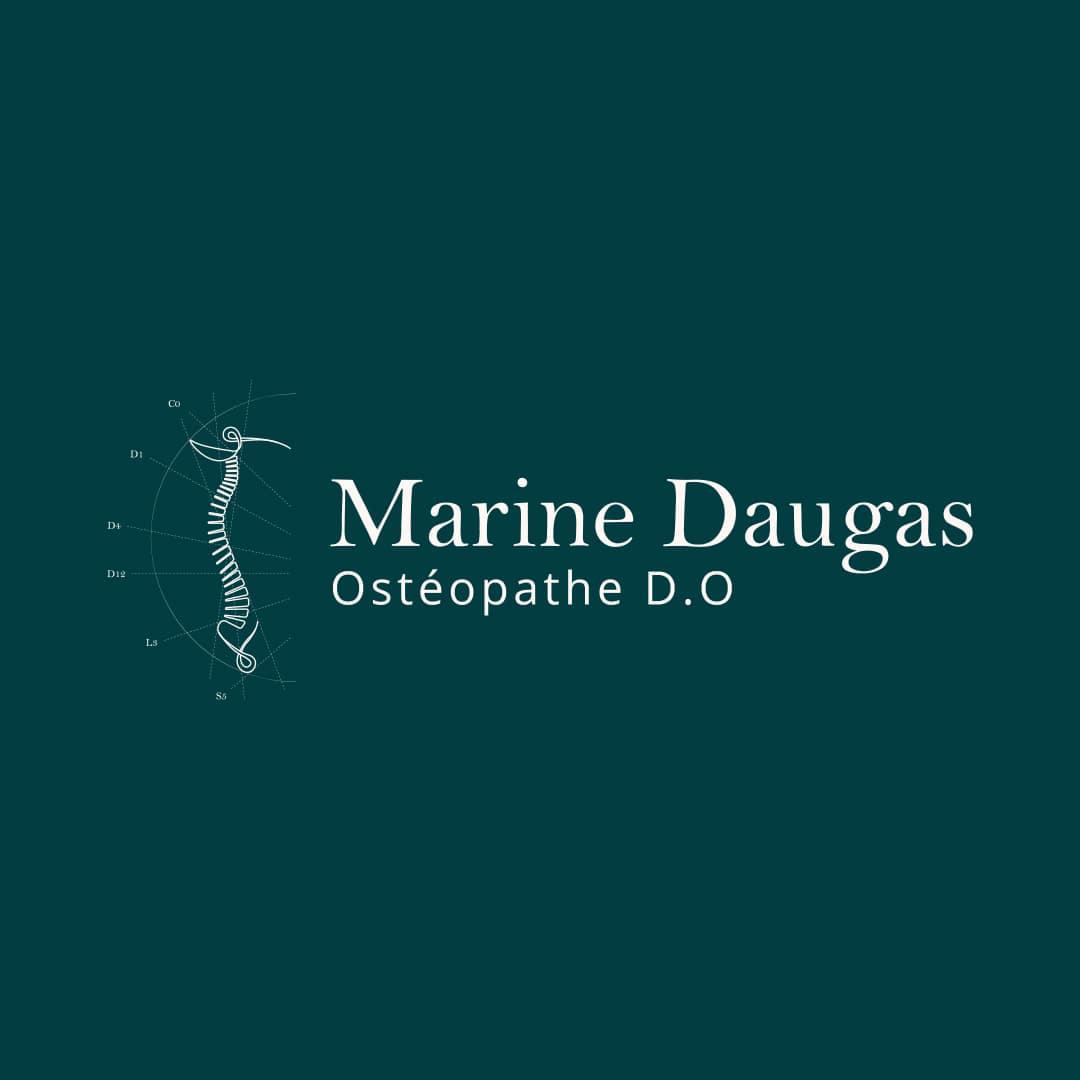 logo de Marine Daugas